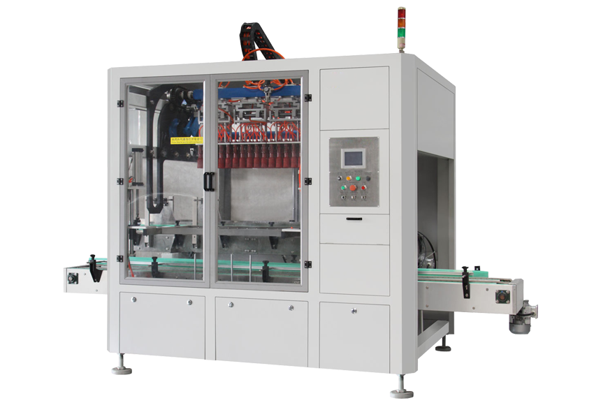Picture of Automatic Case Packer Machine