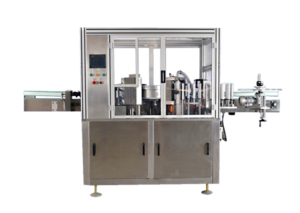 Picture of OPP Labeling Machine